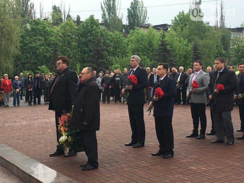 В Кривом Роге почтили память ликвидаторов Чернобыльской аварии (ФОТО), фото-12