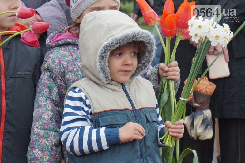 В Кривом Роге почтили память ликвидаторов Чернобыльской аварии (ФОТО), фото-5