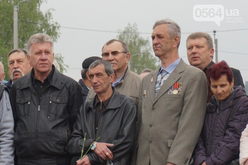 В Кривом Роге почтили память ликвидаторов Чернобыльской аварии (ФОТО), фото-8