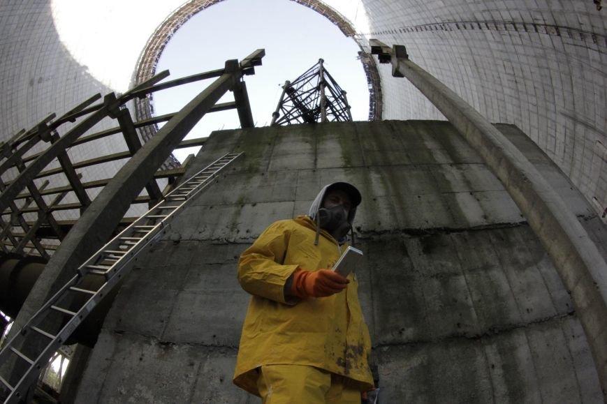 Внутри реактора ЧАЭС появился мурал (ФОТО) (фото) - фото 2