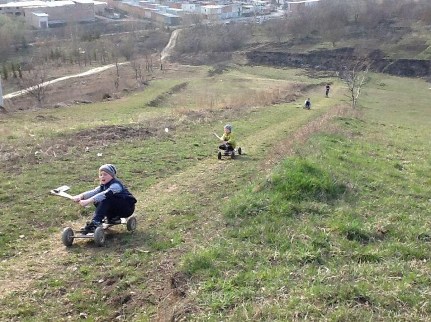 Перший в Україні Маунтінборд парк відкрили у Тернополі (фото) (фото) - фото 1