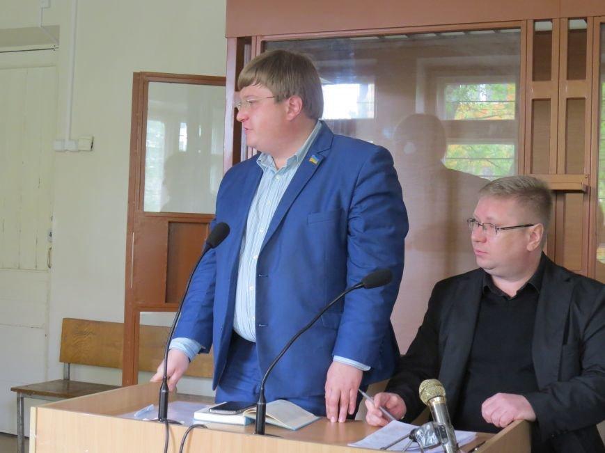 Визенков vs Бородин: суд перенесен на «после получения результатов служебного расследования» (ФОТО), фото-1