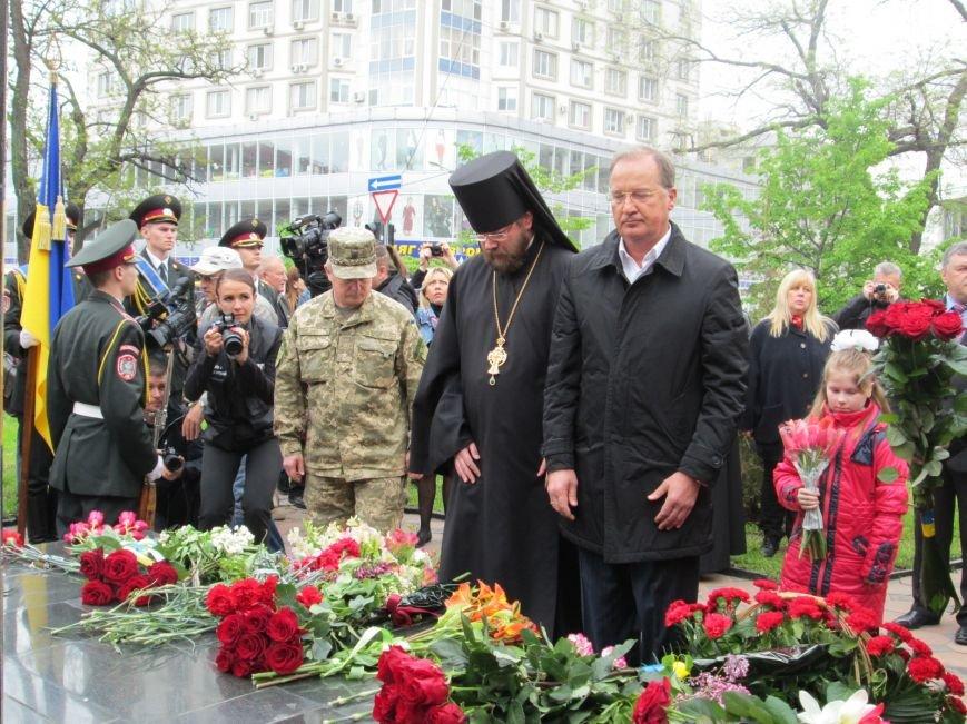 04f654801a15b66cac4c6fcd31601e4c В Одессе почтили память погибших ликвидаторов аварии на Чернобыльской АЭС