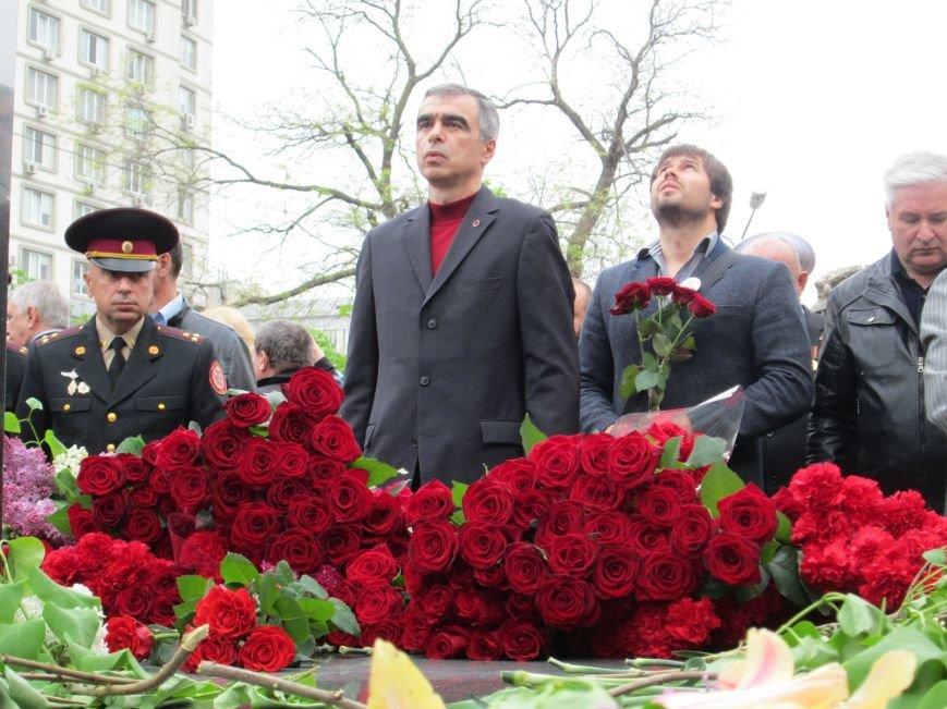 6d5016d80ec745ea7b4649cc96a60925 В Одессе почтили память погибших ликвидаторов аварии на Чернобыльской АЭС
