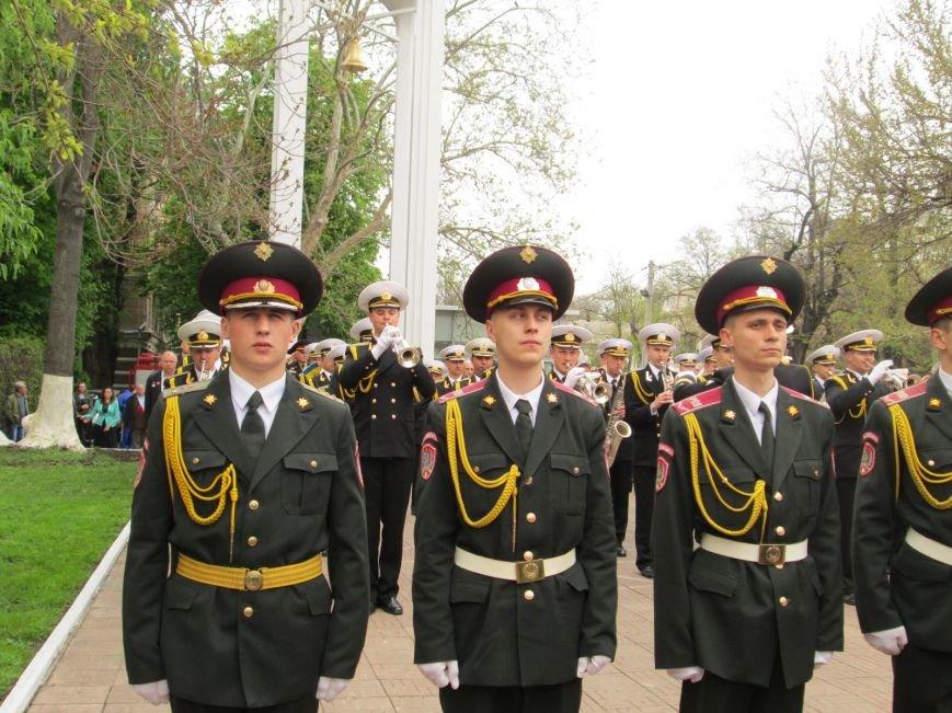 85aa818c4f33bf3970a289a17cec3994 В Одессе почтили память погибших ликвидаторов аварии на Чернобыльской АЭС