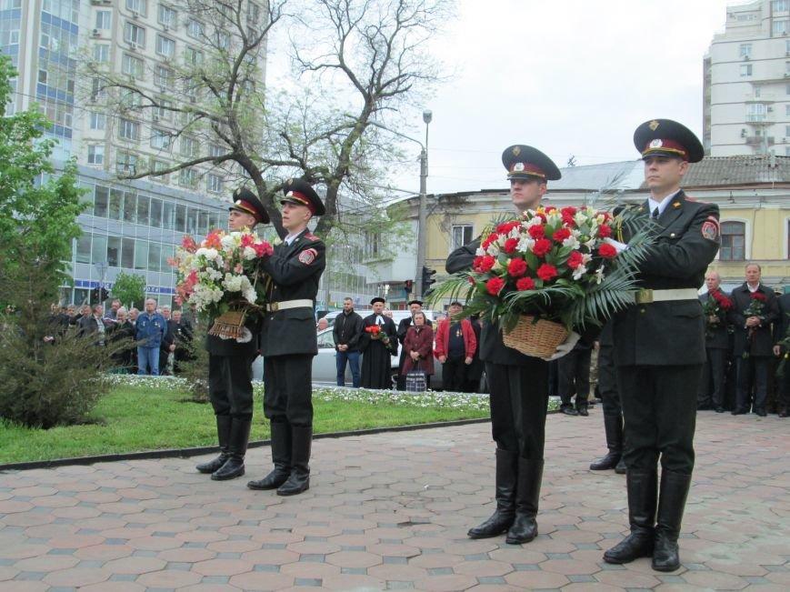 8cf4dbcbcd9db2b15d35fb40bc60ee1a В Одессе почтили память погибших ликвидаторов аварии на Чернобыльской АЭС