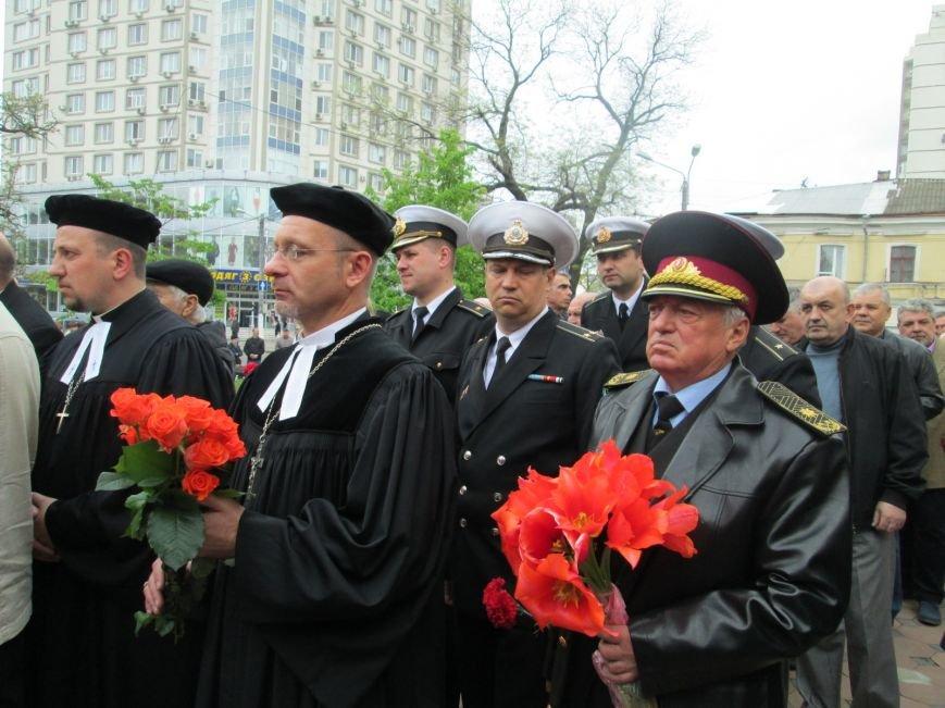 926a80427c6f6061b79a791b6240be94 В Одессе почтили память погибших ликвидаторов аварии на Чернобыльской АЭС