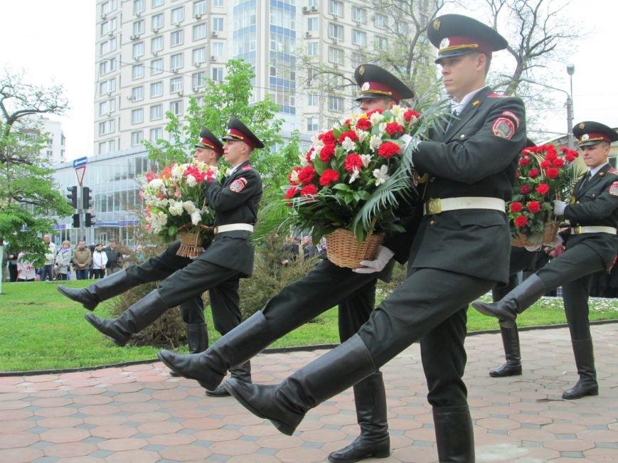 aa71d4cd8000960e0f5862ef8df60986 В Одессе почтили память погибших ликвидаторов аварии на Чернобыльской АЭС