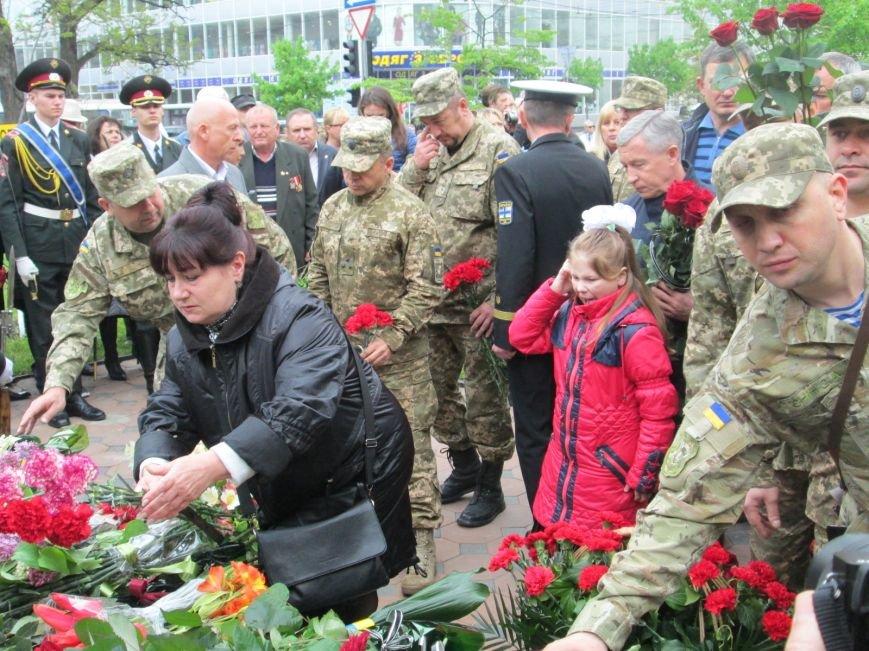b09b54272d2bc97e650f72ca3217f1eb В Одессе почтили память погибших ликвидаторов аварии на Чернобыльской АЭС
