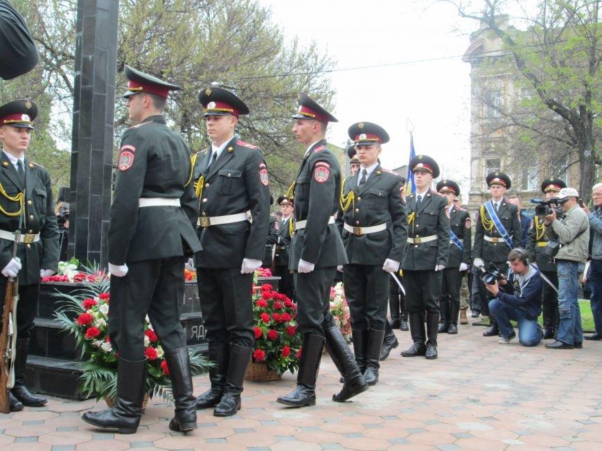 c51b459ab41114d01b605288cc7e3dfd В Одессе почтили память погибших ликвидаторов аварии на Чернобыльской АЭС