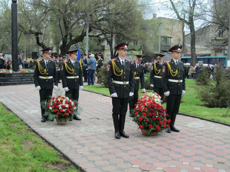 c712c7d46342a2ef03ba19ae8a712c45 В Одессе почтили память погибших ликвидаторов аварии на Чернобыльской АЭС