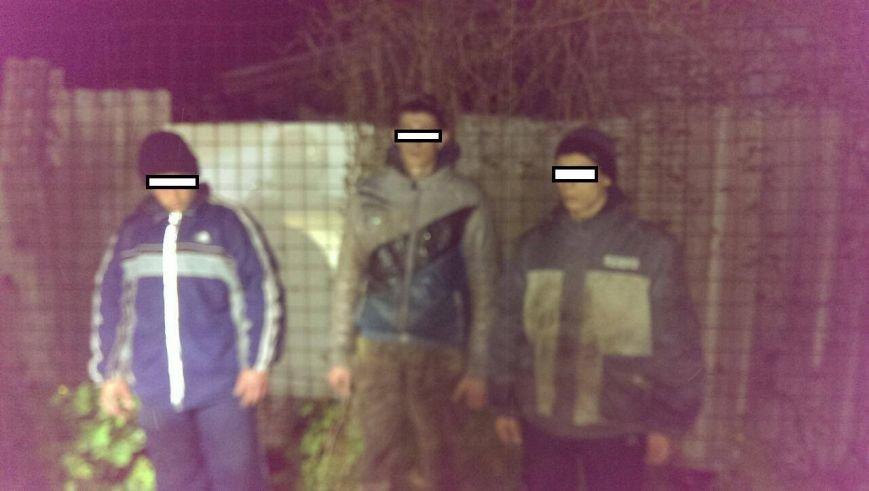 Патрульні затримали браконьєрів у Роському заповіднику Черкас (ФОТО), фото-2