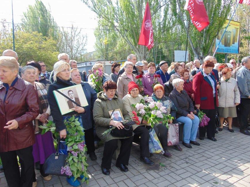 В Николаеве почтили память погибшим в Чернобыльской катастрофе (ФОТОРЕПОРТАЖ) (фото) - фото 1