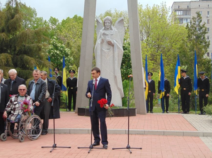 В Николаеве почтили память погибшим в Чернобыльской катастрофе (ФОТОРЕПОРТАЖ) (фото) - фото 2