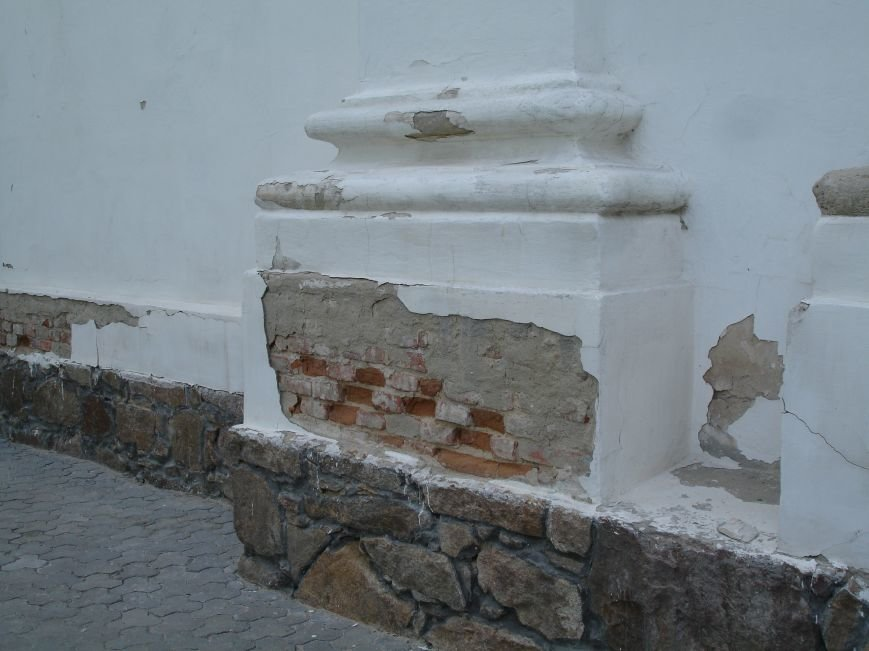 У Білій Церкві руйнується костел (фото) - фото 7