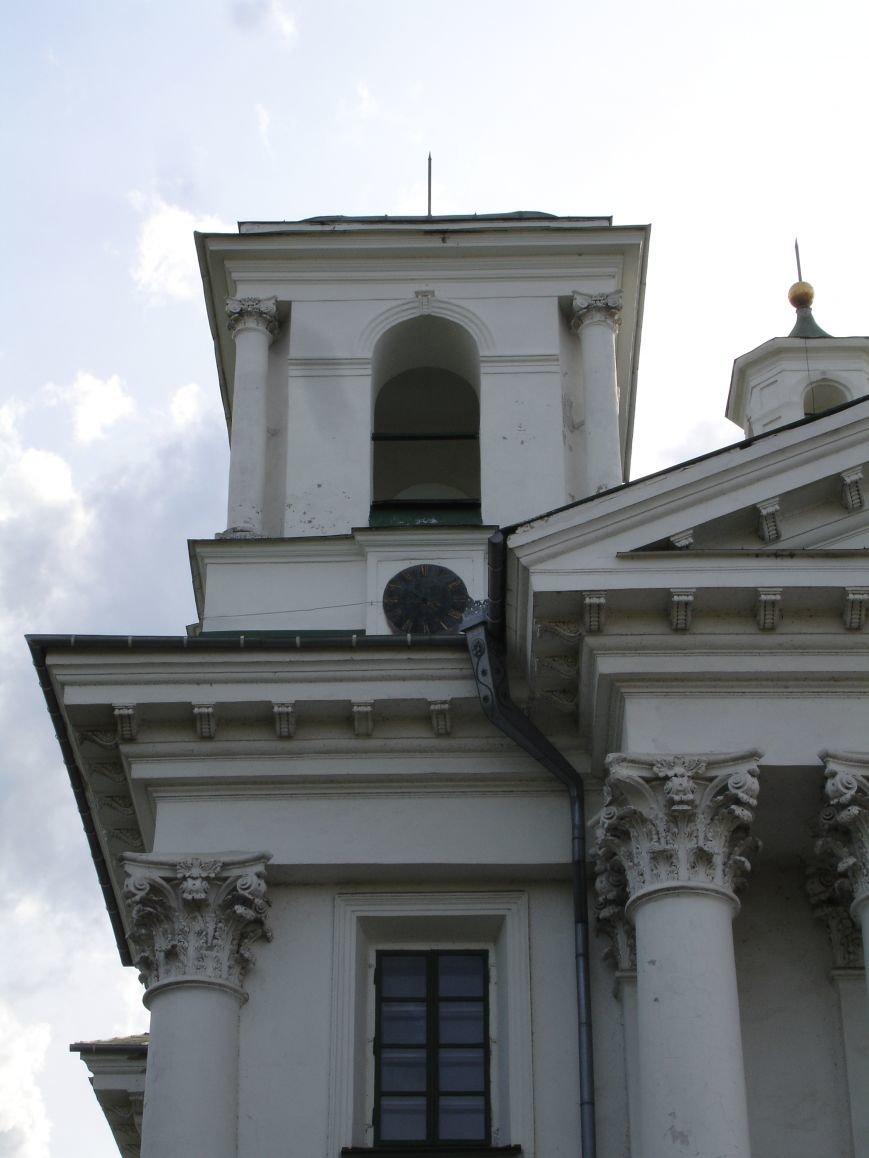 У Білій Церкві руйнується костел (фото) - фото 1