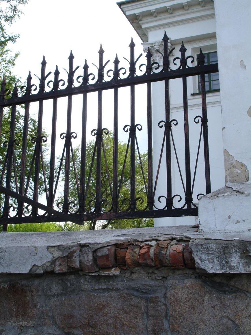 У Білій Церкві руйнується костел (фото) - фото 12