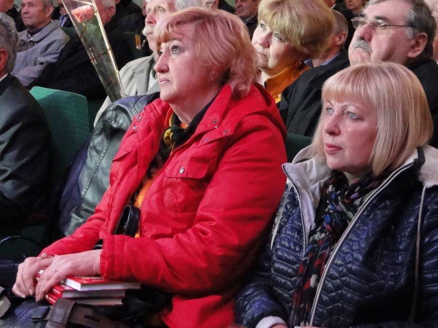 У Хмельницькому відзначили ліквідаторів та постраждалих аварії на ЧАЕС (Фото) (фото) - фото 1