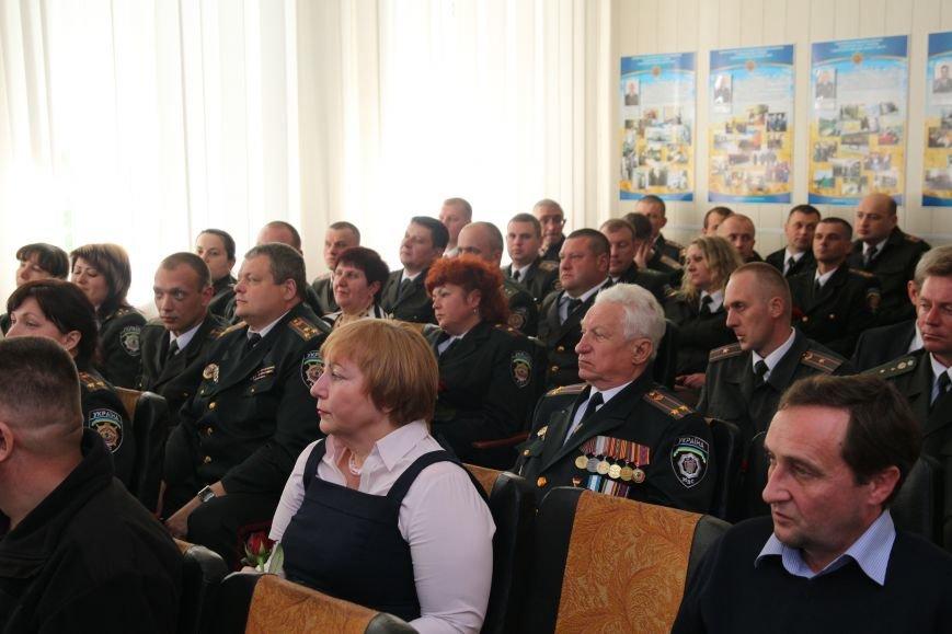 Днепропетровские тюремщики отметили свой профессиональный праздник (ФОТО) (фото) - фото 1