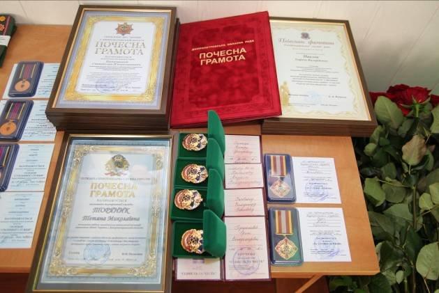 Днепропетровские тюремщики отметили свой профессиональный праздник (ФОТО) (фото) - фото 2