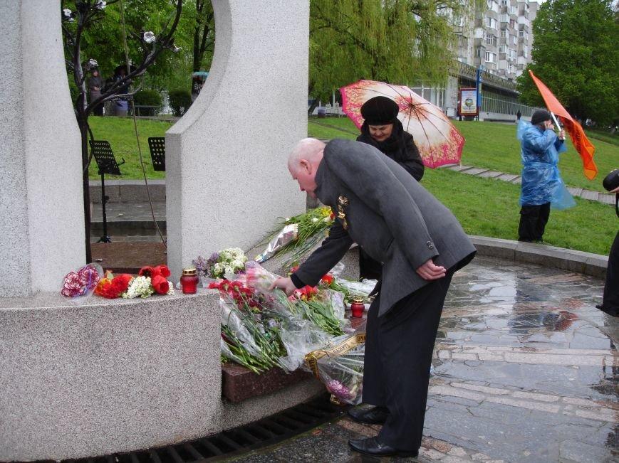 Чорнобильська катастрофа: мітинг-реквієм у Білій Церкві (фото) - фото 9
