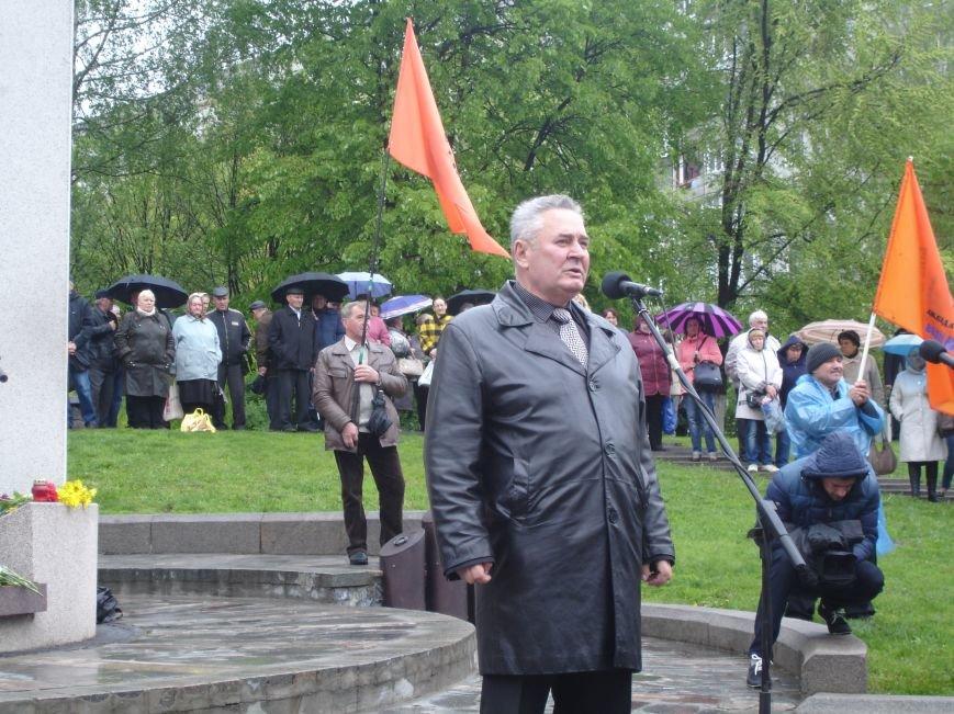Чорнобильська катастрофа: мітинг-реквієм у Білій Церкві (фото) - фото 7