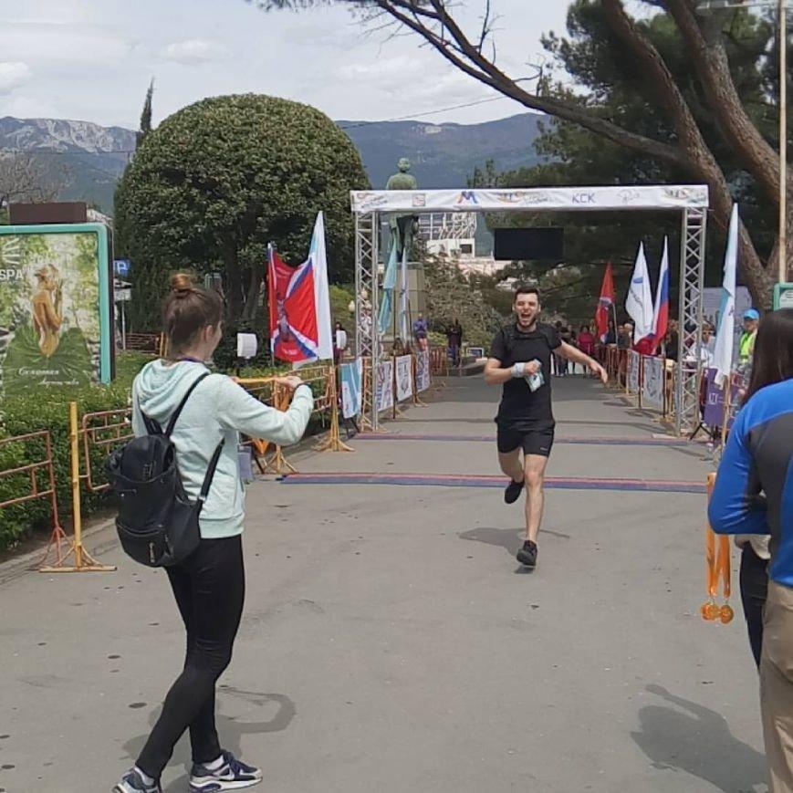 На ЮБК прошёл I Всероссийский марафон «Ялта-2016», фото-2