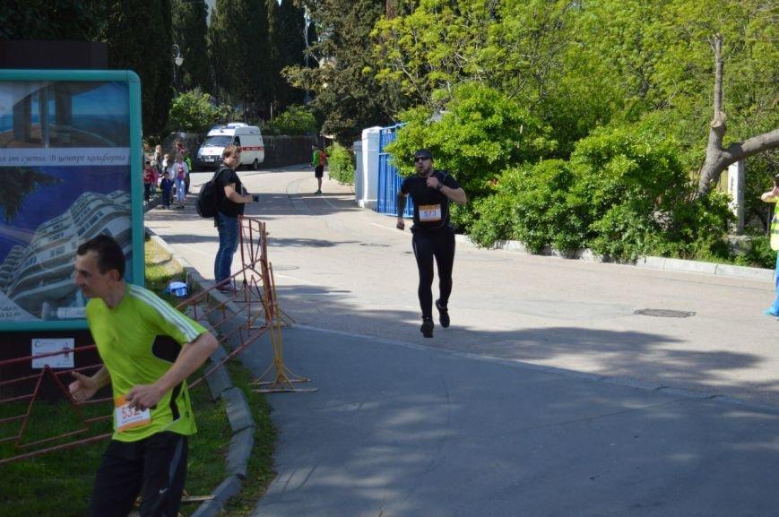 На ЮБК прошёл I Всероссийский марафон «Ялта-2016» (фото) - фото 13