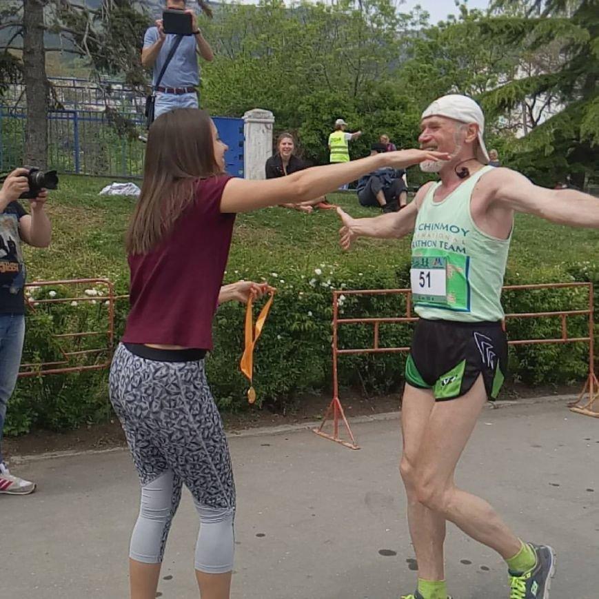 На ЮБК прошёл I Всероссийский марафон «Ялта-2016» (фото) - фото 1