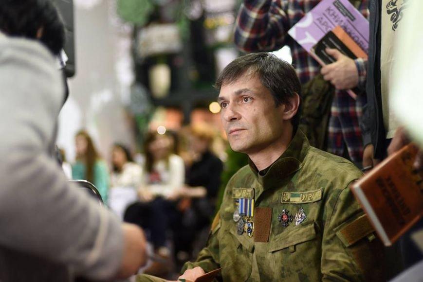 Боец полка Днепр-1 написал и издал книгу об Иловайске (ФОТО), фото-3