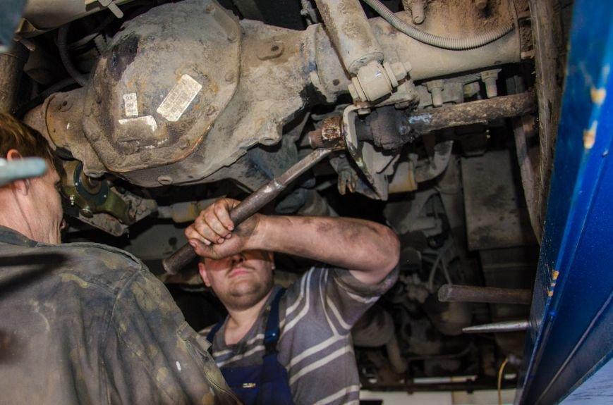 В Днепропетровске проверили перевозчиков-претендентов на междугородные и пригородные маршруты (ФОТО) (фото) - фото 5