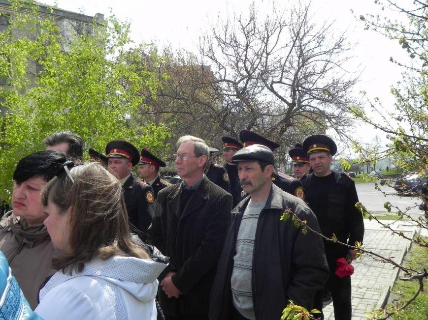 Митинг-реквием в память о Чернобыле прошел в Бердянске (фото) - фото 9