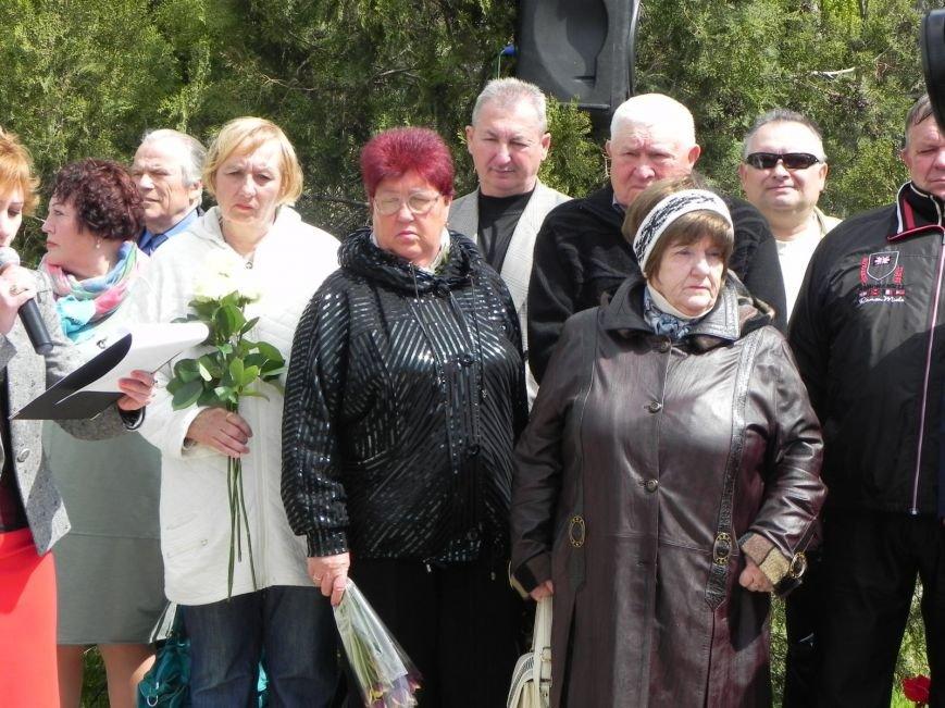 Митинг-реквием в память о Чернобыле прошел в Бердянске (фото) - фото 7