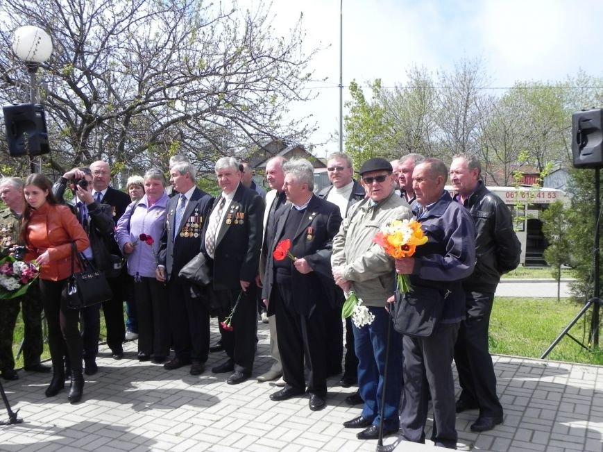 Митинг-реквием в память о Чернобыле прошел в Бердянске (фото) - фото 1