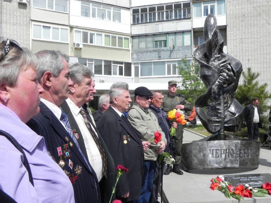 Митинг-реквием в память о Чернобыле прошел в Бердянске (фото) - фото 6