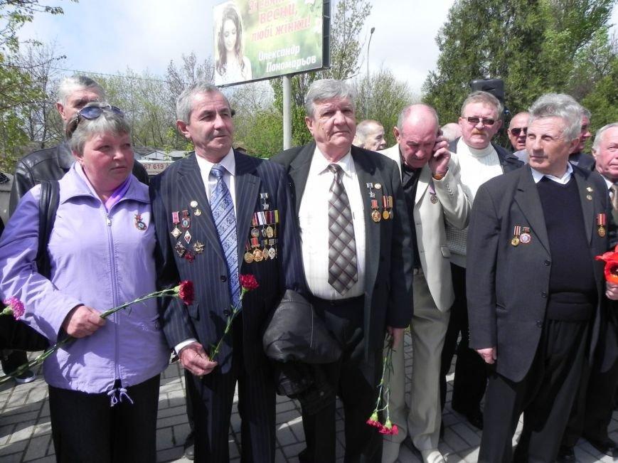Митинг-реквием в память о Чернобыле прошел в Бердянске (фото) - фото 3