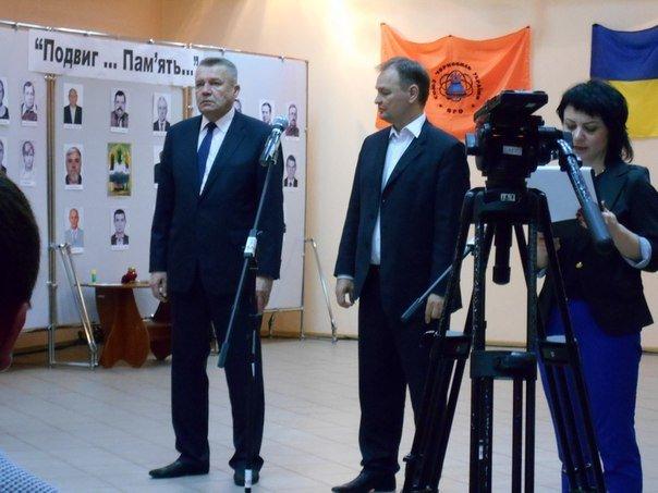В Бердянске в торжественной обстановке отметили 30-летие трагедии на ЧАЭС, фото-1