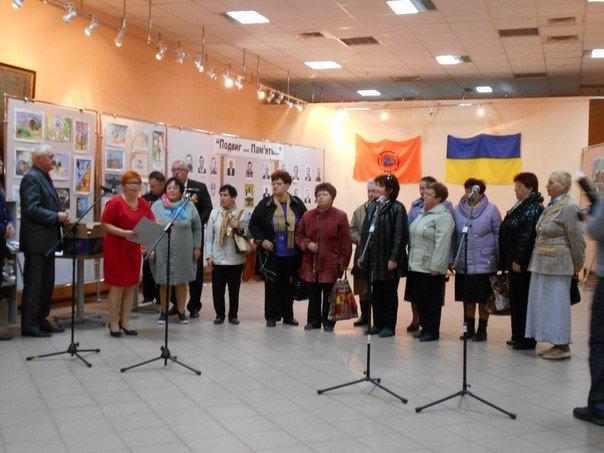 В Бердянске в торжественной обстановке отметили 30-летие трагедии на ЧАЭС (фото) - фото 5
