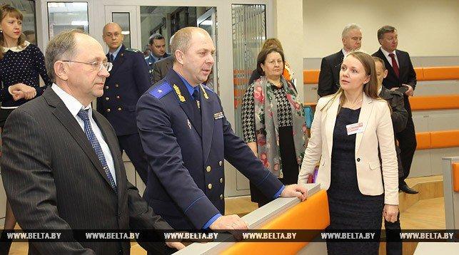 В Новополоцке открыли региональный учебно-научно-практический юридический центр при ПГУ, фото-1