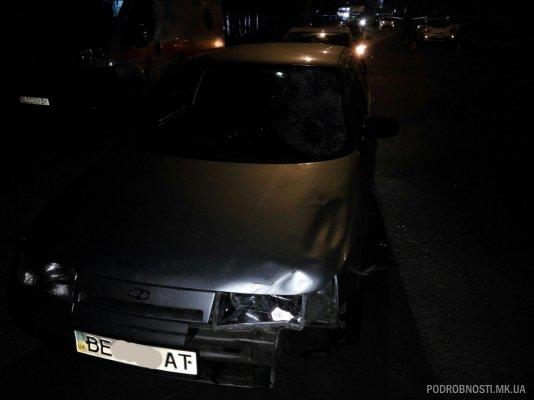 На проспекте Центральном в Николаеве автомобиль насмерть сбил женщину (ФОТО, ВИДЕО) (фото) - фото 1