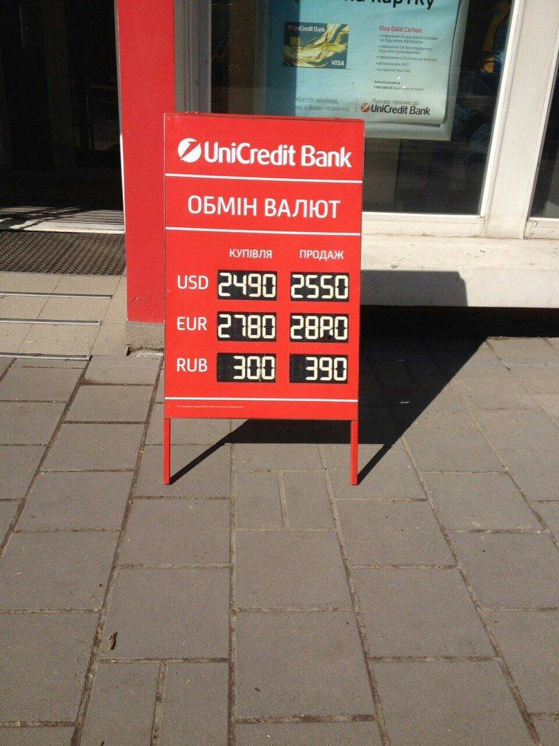 Скільки коштує долар та євро у Львові: реальний курс валют станом на 27 квітня (ФОТО) (фото) - фото 2
