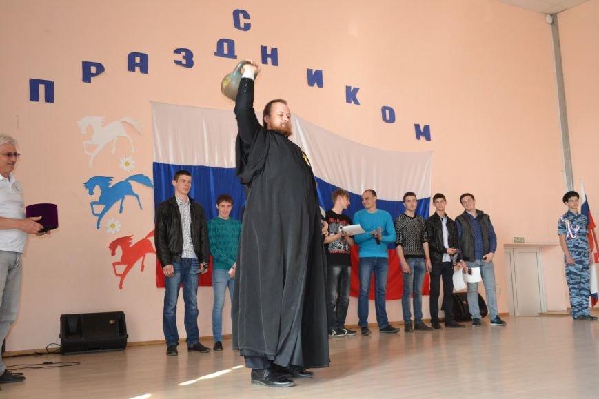 День призывника прошел в городе Новошахтинске, фото-4