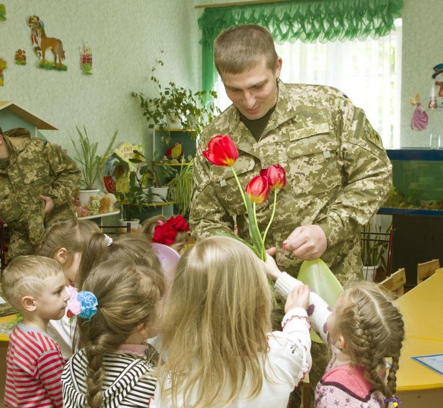 Дети встретились с Героями (фото) - фото 1