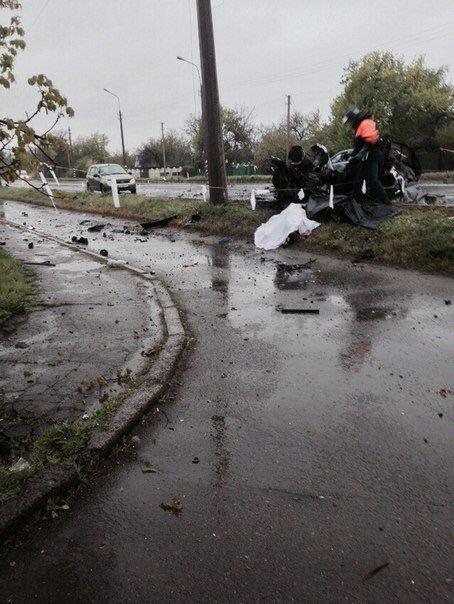 На КПВВ под Еленовкой ночью погибли 4 мирных жителя (ФОТО), фото-2