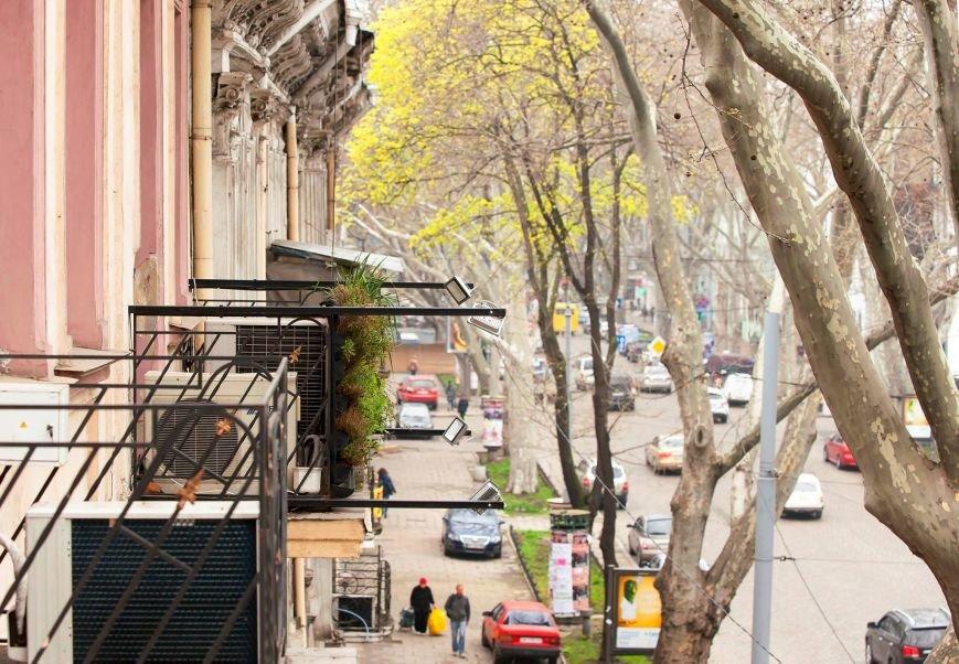 bec46a3cb47a56bc1d0a65d1d7e49dfb В Одессе появился первый в Украине балкон, который самостоятельно дышит