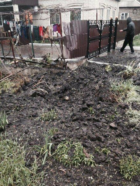 Жуткая ночь в Еленовке. В результате обстрела блокпоста погибли мирные жители (фото) (фото) - фото 4