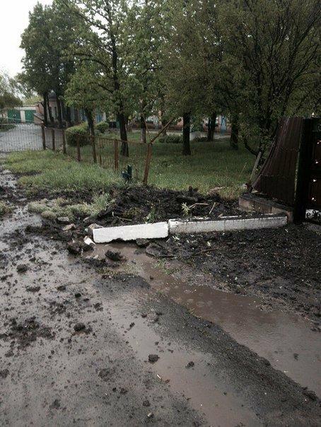 Жуткая ночь в Еленовке. В результате обстрела блокпоста погибли мирные жители (фото) (фото) - фото 3