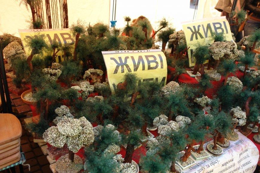 В центрі міста запрацював Великодній ярмарок (ФОТО) (фото) - фото 14