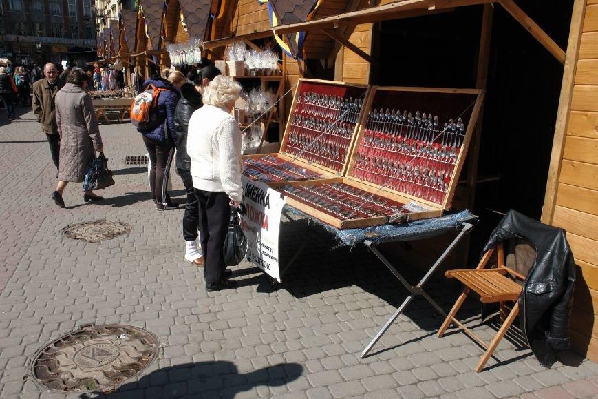 В центрі міста запрацював Великодній ярмарок (ФОТО) (фото) - фото 2