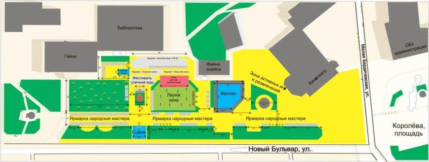 Завтра у Житомирі розпочинається Великодній ярмарок (фото) - фото 1